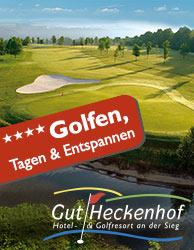 Gut Heckenhof - Hotel & Golfresort an der Sieg